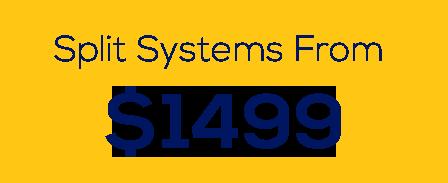 split system sign